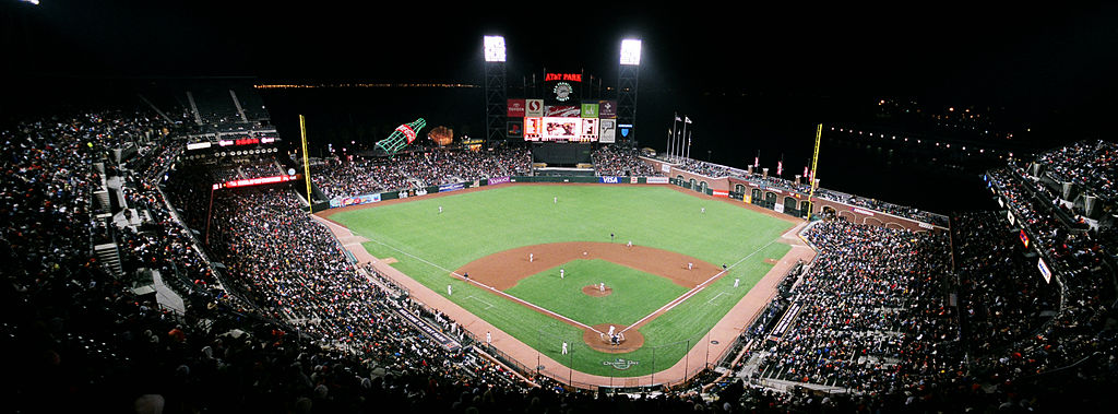 San Francisco Giants Limo Service - AT&T Park