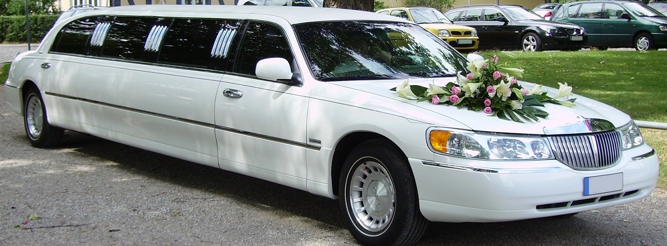 Wedding Limo Service - Bay Area